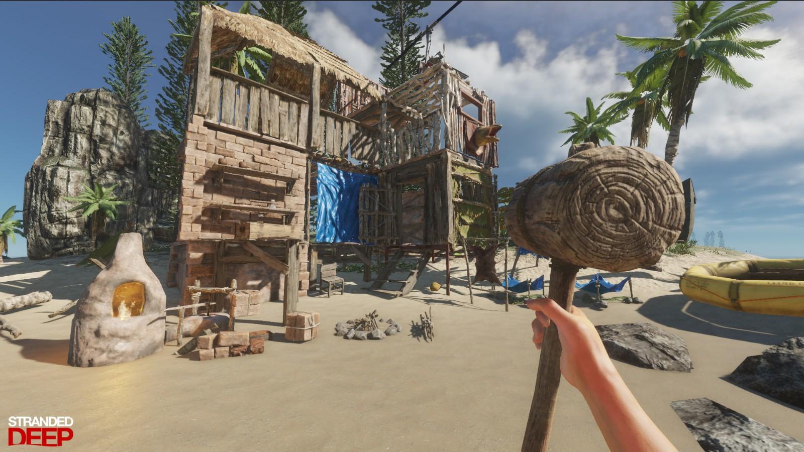 stred deep荒岛求生-租金最低-到时不下线 想玩其他游戏