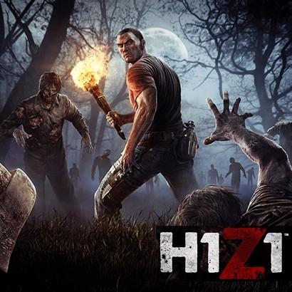 H1Z1:生存模式