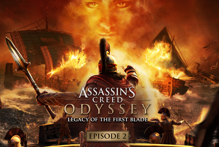 刺客信条 奥德赛首个故事线第二章